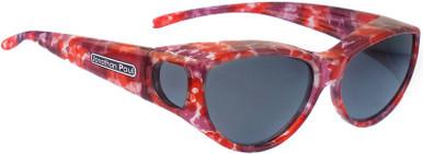 Berry Crush/Grey Polarised Lenses