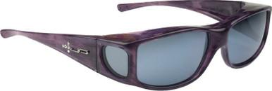 Purple Haze/Grey Polarised Lenses