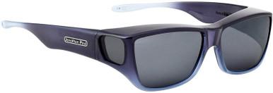 Sapphire Ombre/Grey Polarised Lenses