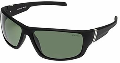 Douglas - Black Rubber/Green Polarised Lenses