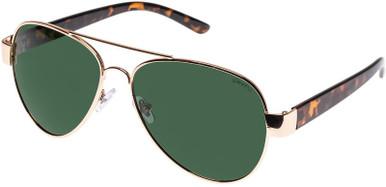 Gold/Green Polarised Lenses