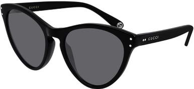 0569S - Black/Grey Lenses