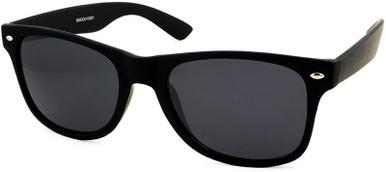 7742 - Matte Black/Black Lenses
