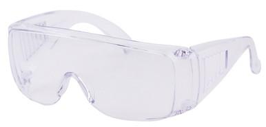 Protective Eyewear - Clear/Clear Lenses