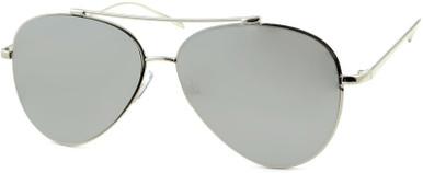5522 - Silver/Silver Mirror Lenses
