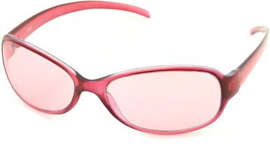 Pink Crystal/Pink Gradient Lenses