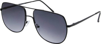 2815 - Matte Black/Smoke Gradient Lenses
