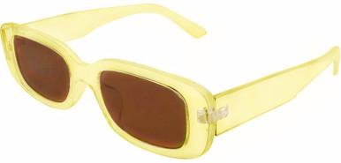 5834 - Transparent Yellow/Brown Lenses