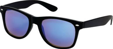 5842 - Black/Blue Mirror Polarised Lenses