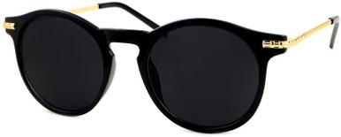 7384 - Gold/Black Lenses