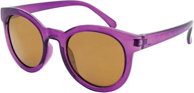 Purple/Gold Polarised Lenses