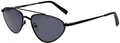 Leia - Black/Grey Lenses