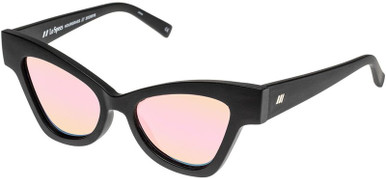 Hourgrass - Le Sustain - Black Grass/Rose Mirror Lenses
