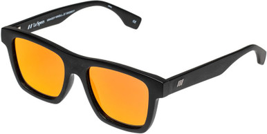 Grassy Knoll - Le Sustain - Black Grass/Red Mirror Lenses