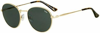 Impala - Gold/Smoke Polarised Lenses