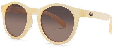 Six Shooter - Champagne/Brown Lenses