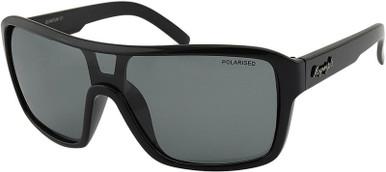 Black/Smoke Polarised Lenses