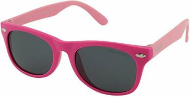 Mangrove Jacks Kids 048 - Fuschia and Pink/Smoke Polarised Lenses