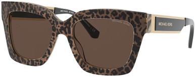 Brown Leopard/Brown Lenses