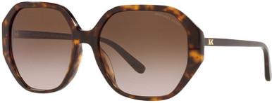 Dark Tort/Brown Gradient Lenses