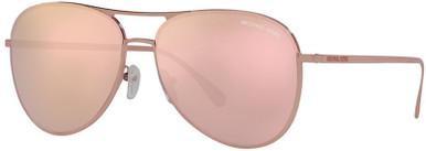 Kona MK1089 - Rose Gold/Rose Gold Mirror Lenses
