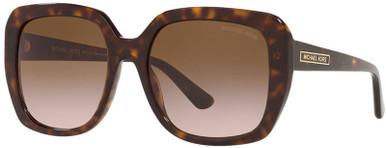 Manhasset MK2140 - Dark Tortoise/Brown Gradient Lenses
