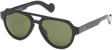 ML0094 - Black/Green Lenses