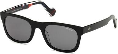 ML0122 - Black/Smoke Lenses