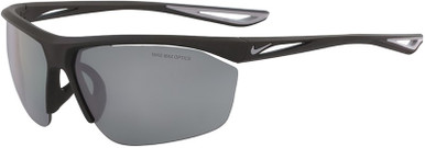 Matte Black and Grey/Silver Mirror Lenses
