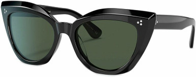 Laiya OV5452SU - Black/G15 Polarised Lenses