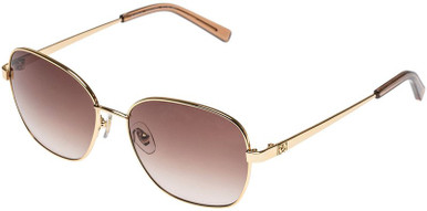 Everly - Gold/Brown Gradient Lenses