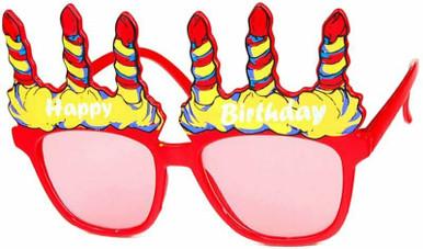 Happy Birthday - Red