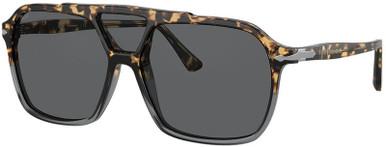 PO3223S - Havana Brown Beige and Smoke/Dark Grey Lenses