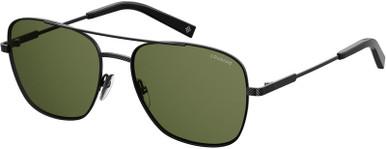 P2068/S - Black/Green Polarised Lenses