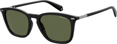 P2085/S - Black/Green Polarised Lenses