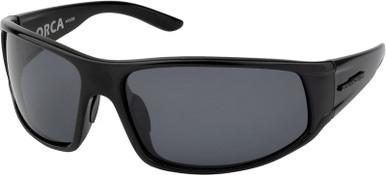 Orca - Black/Grey Lenses