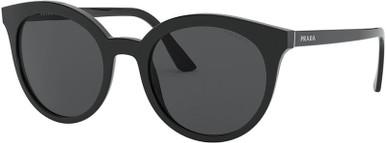 PR 02XS - Black/Grey Lenses