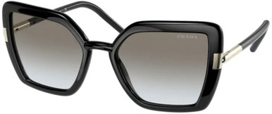 PR09WS - Black/Grey Gradient Lenses