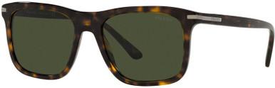 Tort/Green Lenses Eye Size 53