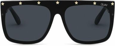 Jaded - Black Gold Stud/Smoke Lenses