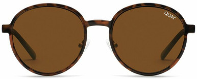 I See you Clip On - Tort and Gold/Brown Flash Mirror Polarised and Blue Light Lenses