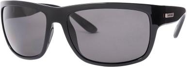 Glide - Matte Black/Grey Polarised Glass Lenses
