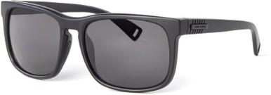 Varial - Matte Black/Grey Glass Polarised Lenses