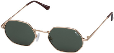 Doc V2 - Gold/Green Lenses