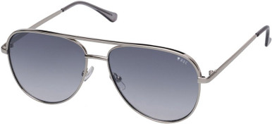Baby it's you - Silver/Light Grey Gradient Lenses