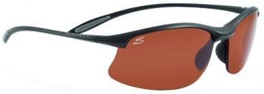 Satin Black/Drivers Polarised Lenses