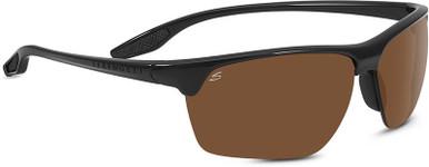 Shiny Black/PHD Drivers Polarised Lenses