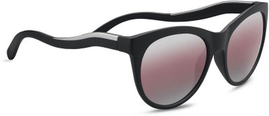 Satin Black/Sedona Bi-Mirror Polarised Lenses
