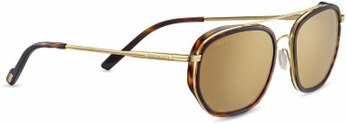 Boron - Gold and Dark Tortoise/Gold Drivers Polarised Lenses