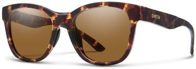 Caper - Dark Havana/Chromapop Brown Polarised Lenses
